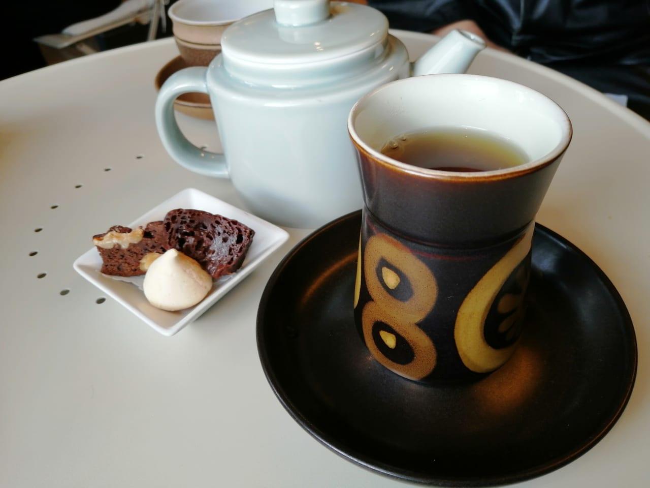 ボンボニエール紅茶